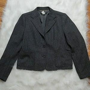J. Crew suit jacket